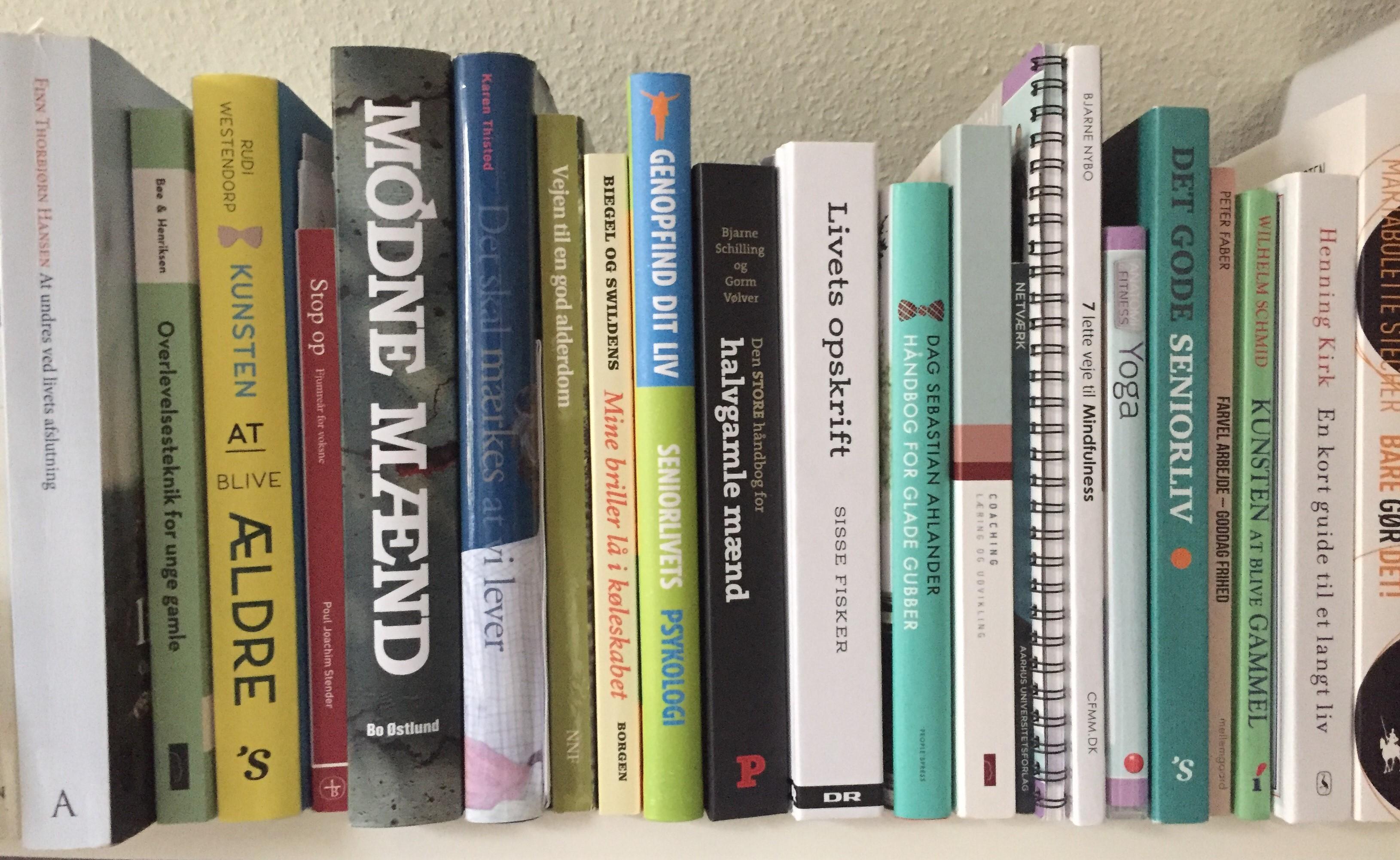 Rask Bøger og artikler til inspiration – Seniorvejen RE-22