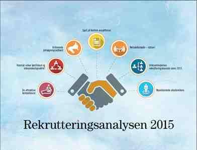 Rekrutteringsanalyse 2015