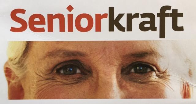 Seniorkraft logo
