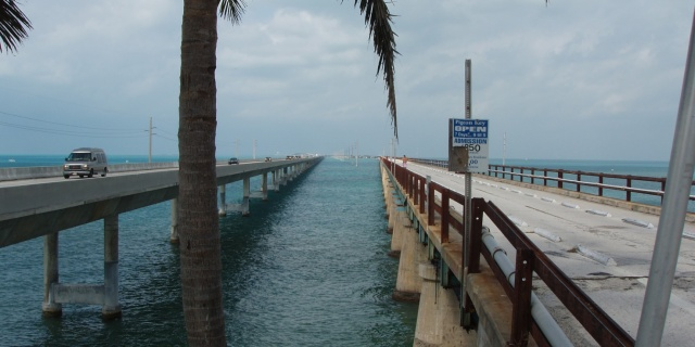 Livets forskellige løbebaner ved Key West