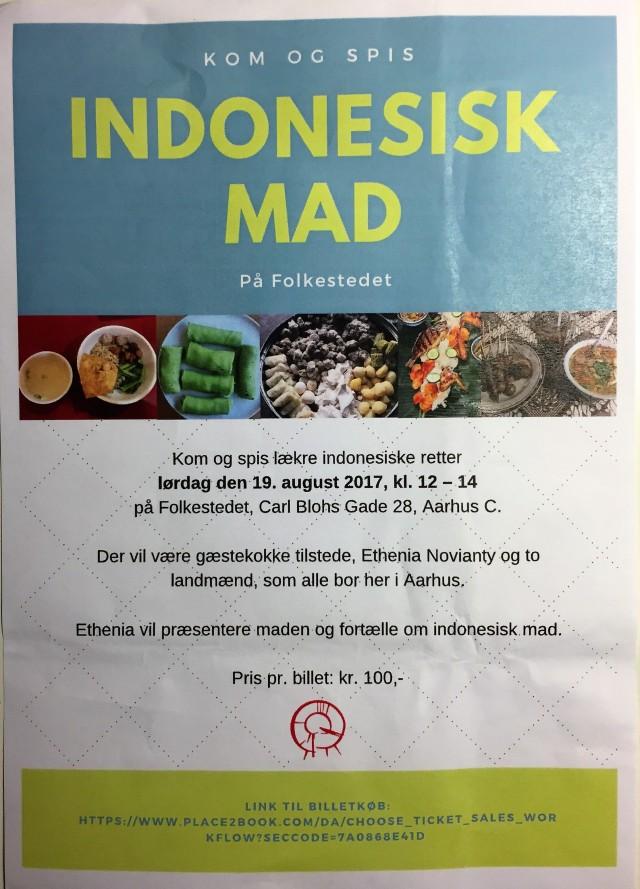 Verdensmad Indonesisk mad