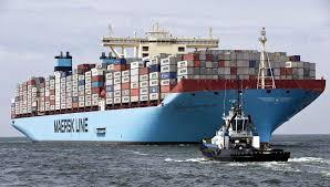 Maersk Containerskib