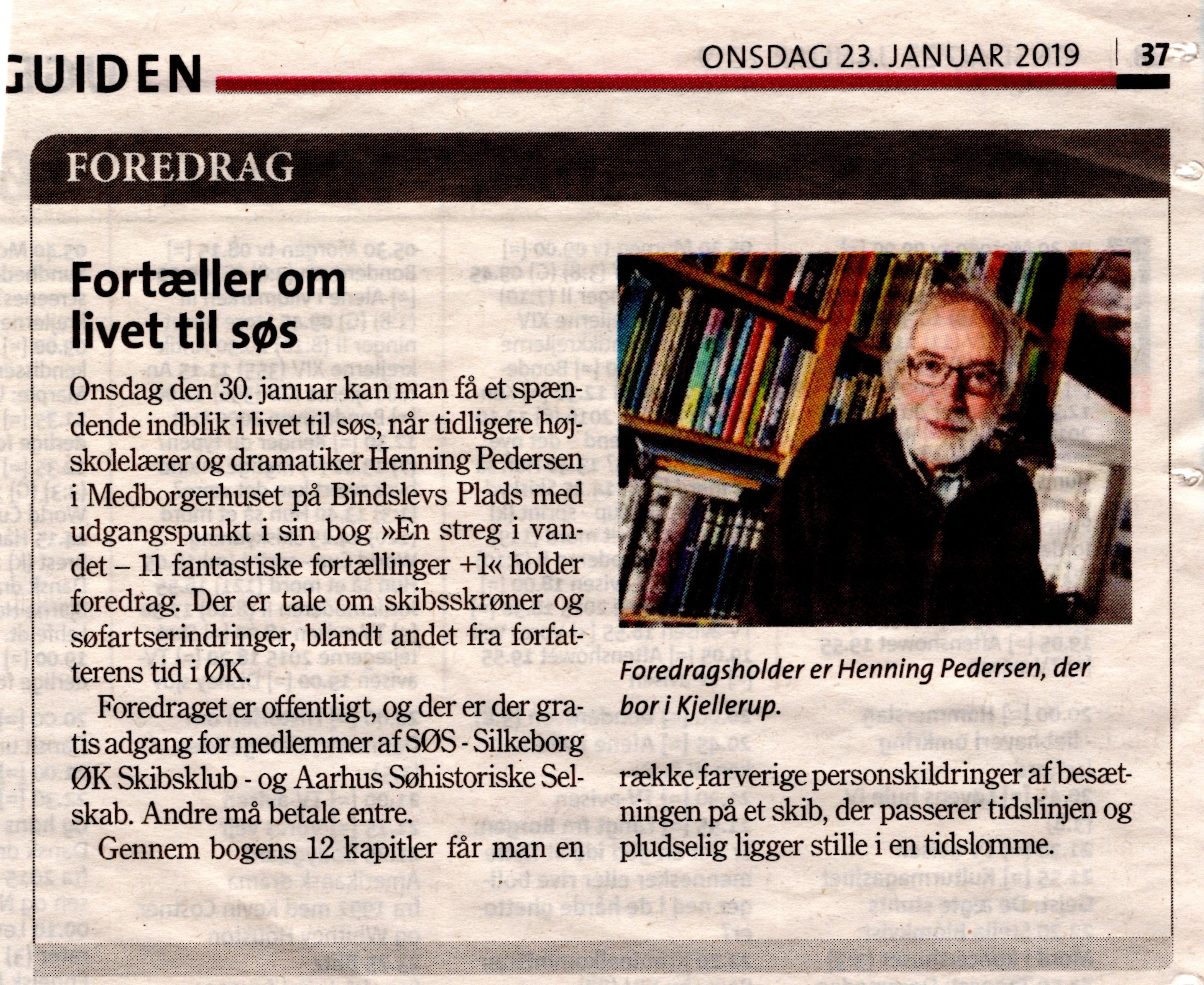 omtale Henning Pedersen (2)