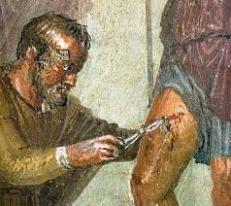 Antikkens lægevidenskab